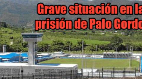Grave situación de tratos crueles, indignos, inhumanos y degradantes en la área de recepción de la prisión de Girón, Santander (27/09/2013)