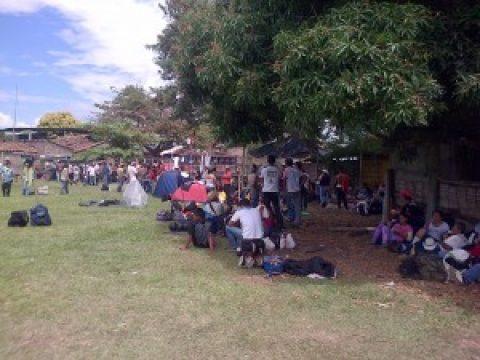 En su segundo día, el Paro Nacional Agrario y Popular exige garantías en el Valle del Cauca