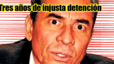 Tres años de injusta detención de David Ravelo Crespo