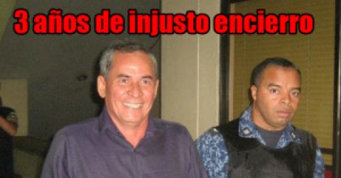 Alertan sobre irregularidades en condena a David Rabelo
