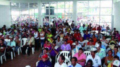 DENUNCIAS PRESENTADAS EN EL ENCUENTRO REGIONAL DE LA JULIA/META.