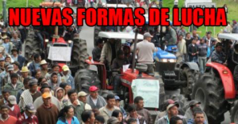 Colombia. Lecciones del paro agrario: Nuevos sujetos sociales, nuevas formas de lucha