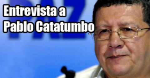El peor error de Santos fue haber matado a Alfonso Cano: Pablo Catatumbo