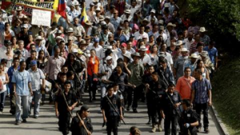 Colombia: la insurrección de Ubate