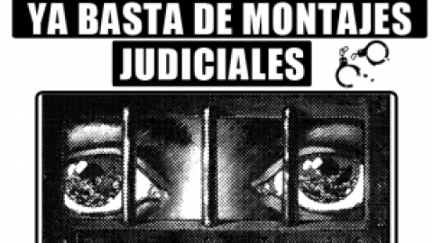 COLOMBIA RESISTE / MONTAJE JUDICIAL