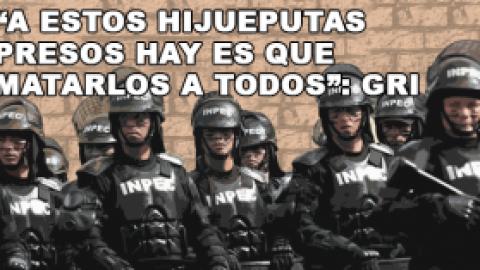 EL G.R.I. ARREMETE NUEVAMENTE EN LA PICOTA
