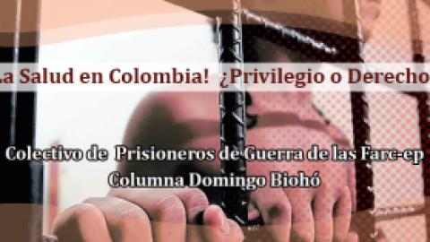La Salud en Colombia! ¿Privilegio o Derecho?