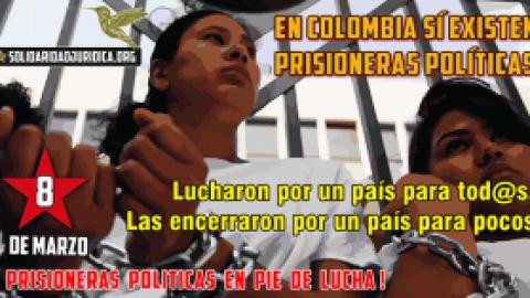 Mensaje de las Prisioneras Políticas del Buen Pastor / Bogotá
