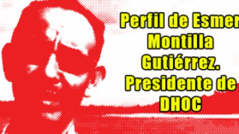 Perfil de Esmer Montilla Gutiérrez-Presidente de DHOC