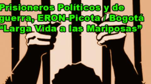 Prisioneros Políticos y de Guerra ERON-PICOTA / BOGOTÁ