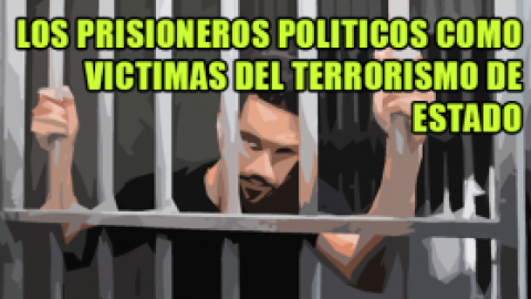 LOS PRISIONEROS POLITICOS COMO VICTIMAS DEL TERRORISMO DE ESTADO