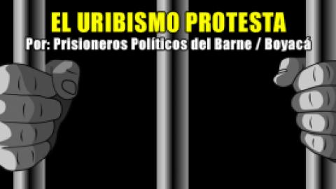 EL URIBISMO PROTESTA