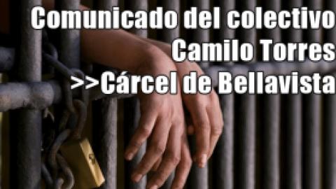 Comunicado del colectivo Camilo Torres