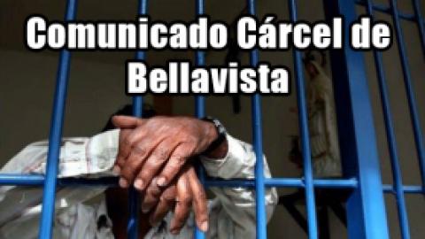 Comunicado Cárcel de Bellavista