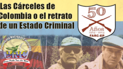 Las Cárceles de Colombia o el retrato de un Estado Criminal
