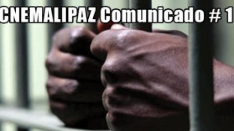 CNEMALIPAZ Comunicado # 1