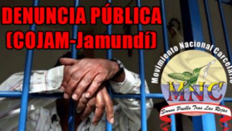 DENUNCIA PÚBLICA (COJAM-Jamundí)