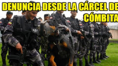 ¡¡¡URGENTE !!! Boletín No 8, carcel maxima seguridad Cómbita, Boyacá
