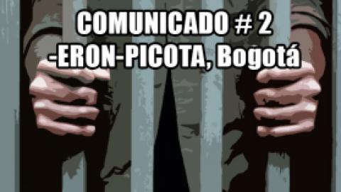 COMUNICADO DE PRENSA #2