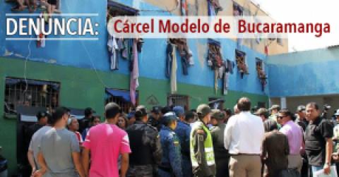 Denuncia Pública: Cárcel Modelo de Bucaramanga