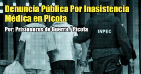 Denuncia Pública Por Inasistencia Médica en Picota
