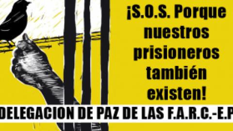 ¡S.O.S. Porque nuestros prisioneros también existen!