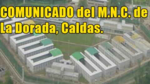 COMUNICADO M.N.C. La Dorada