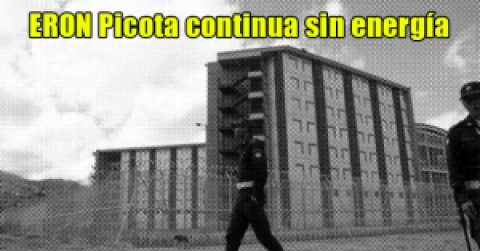 ERON Picota continua sin energía