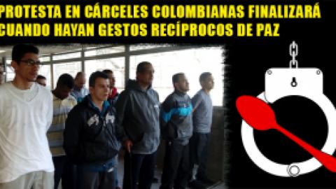POR LA CONSTRUCCIÓN DE LA PAZ – POR UNA NUEVA COLOMBIA ¡LIBERACIONES YA!