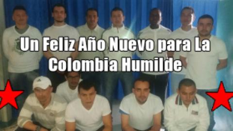 Un Feliz Año Nuevo Para La Colombia Humilde
