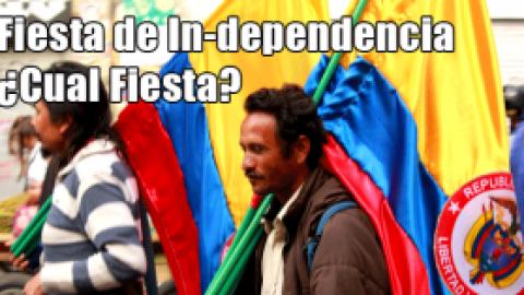 Fiesta de In-dependencia ¿Cual Fiesta?
