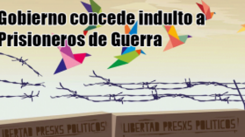 Gobierno concede indulto a 30 Prisioneros de Guerra de las FARC-EP