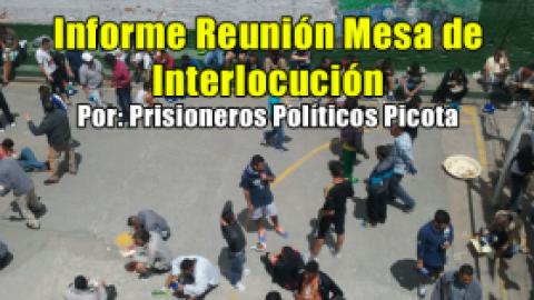 Informe Reunión Mesa de Interlocución