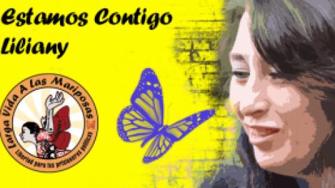 Solidaridad con Liliany Obando
