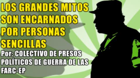 LOS GRANDES MITOS SON ENCARNADOS POR PERSONAS SENCILLAS