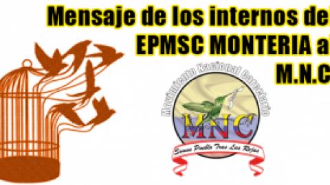 Comunicado M.N.C. Montería