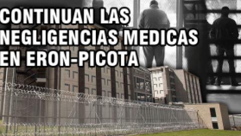 INPEC INCUMPLE ACUERDOS A PRISIONEROS POLÍTICOS EN ERON PICOTA