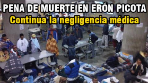 PENA DE MUERTE EN ERÓN PICOTA