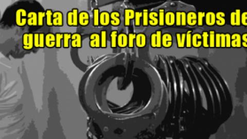 LAS VÍCTIMAS DE LA PRISIÓN