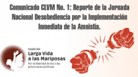 Comunicado CLVM No. 1: