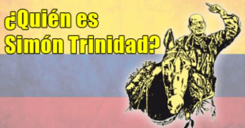 ¿Quién es Simón Trinidad?