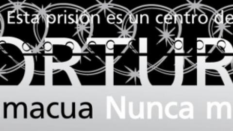 NOTA DE PRENSA:EN LA ESPERA DE LA ÚLTIMA DECISIÓN JUDICIAL PARA EL CIERRE DE LA PRISIÓN LA TRAMACÚA (CESAR, COLOMBIA)