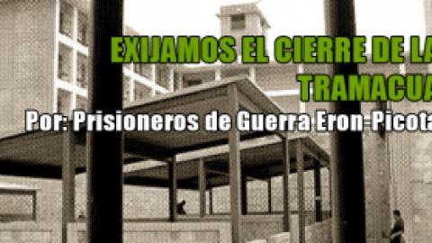 EXIJAMOS EL CIERRE DE LA TRAMACUA COMO ACCIÓN DE DESESCALAMIENTO DEL CONFLICTO POR PARTE DEL GOBIERNO SANTOS.