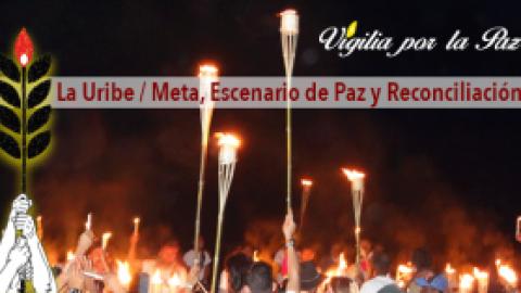 Clausura Vigilia por la Paz, Patio 4 / La Picota