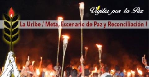 La Uribe / Meta, Escenario de Paz y Reconciliación !