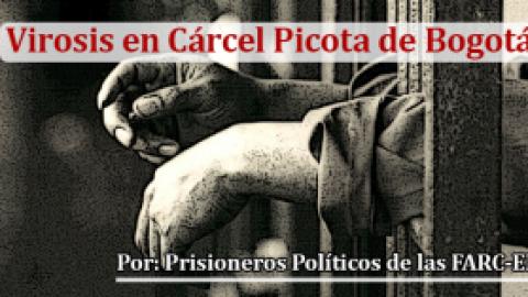 Continúa Problemática de salud en Cárcel Picota