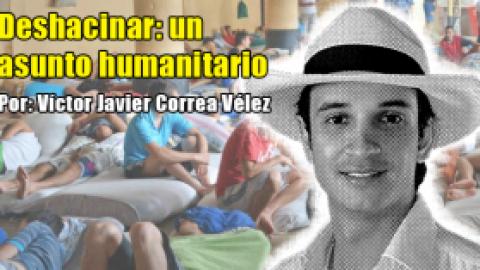 Deshacinar: un asunto humanitario
